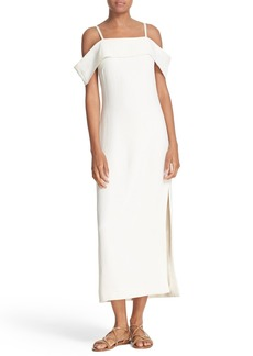 Elizabeth and James Adriana Off the Shoulder Dress