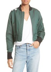 Elizabeth and James Ancel Bomber Jacket
