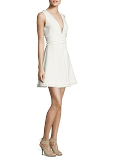 Elizabeth and James Aurora Fit-&-Flare Dress