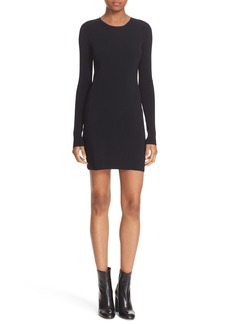 Elizabeth and James Back Cutout T-Shirt Dress