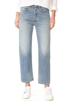 Elizabeth and James Boyfriend Jeans