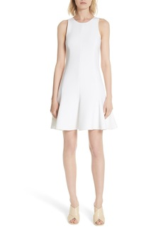 Elizabeth and James Bristol Seamed Fit & Flare Dress