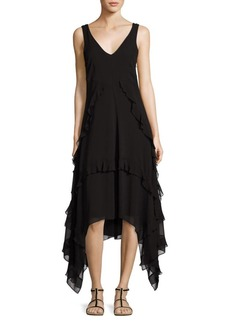 Elizabeth and James Carressa Ruffle Tiered Dress