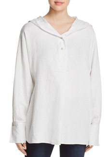 Elizabeth and James Carson Hooded Baja Shirt