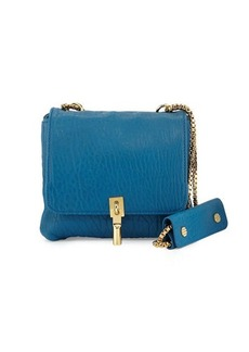 Elizabeth and James Cynnie Mini Double Leather Shoulder Bag