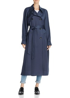 Elizabeth and James Dakotah Piqu� Trench Coat