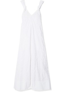 Elizabeth and James Denali Embroidered Cotton Maxi Dress