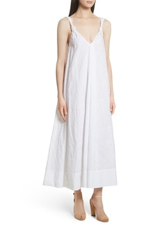 Elizabeth and James Denali Embroidered Maxi Dress