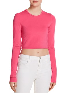 Elizabeth and James Desmond Crop Top