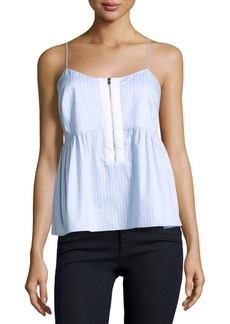 Elizabeth and James Eloise Striped Poplin Tank
