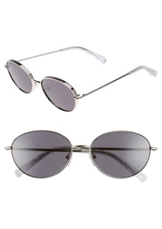 Elizabeth and James Fenn 57mm Oval Sunglasses