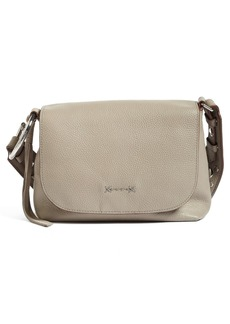 Elizabeth and James Finley Studded Leather Crossbody Bag