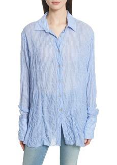 Elizabeth and James Francois Exaggerated Sleeve Shirt