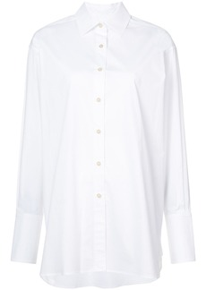 Elizabeth and James Francois high low hem shirt