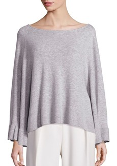 Elizabeth and James Freja Relaxed Heathered Sweater