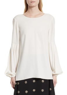 Elizabeth and James Harriet Puff Sleeve Blouse