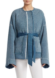 Elizabeth and James Hayden Quilted Jacket