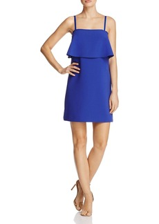 Elizabeth and James Heather Tiered Mini Dress