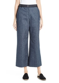 Elizabeth and James Hudson Crop Trousers