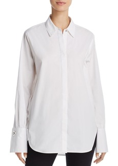 Elizabeth and James Jasper Grommet-Cuff Shirt