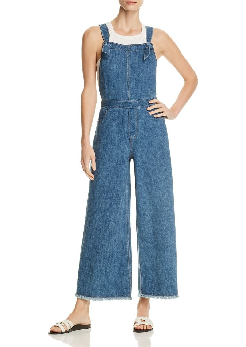 Elizabeth and James Jennette Denim Jumpsuit
