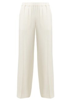 Elizabeth And James Jones straight-leg crepe trousers