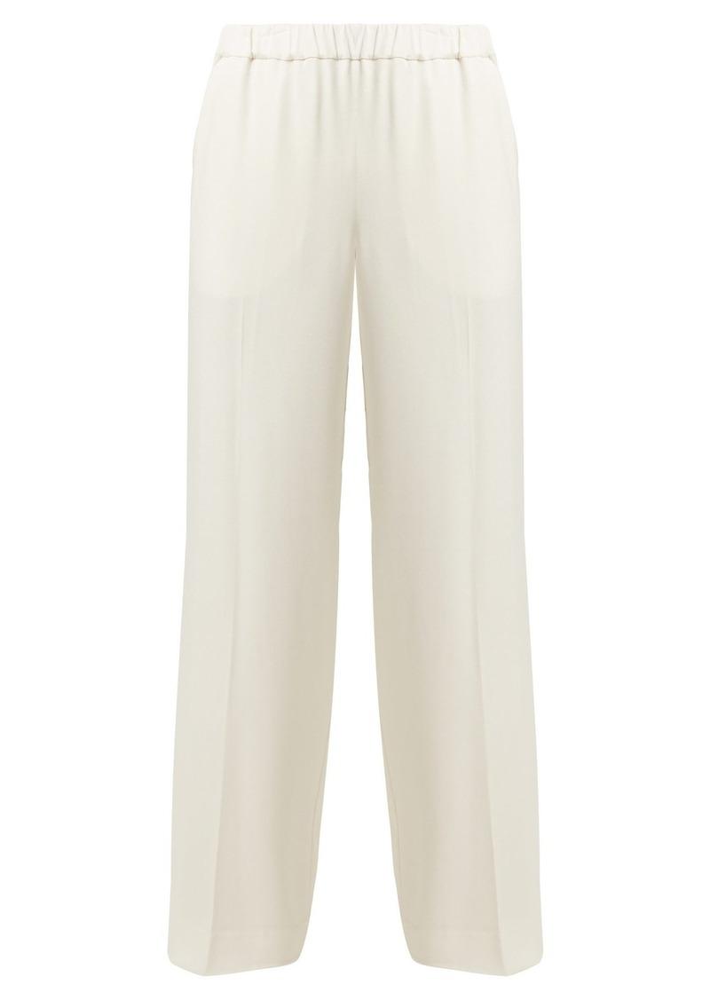 Elizabeth And James Jones straight-leg crepe trousers