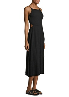 Elizabeth and James Josette Apron Cut Away Dress