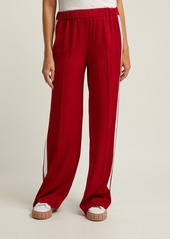 Elizabeth And James Kelly striped track pants