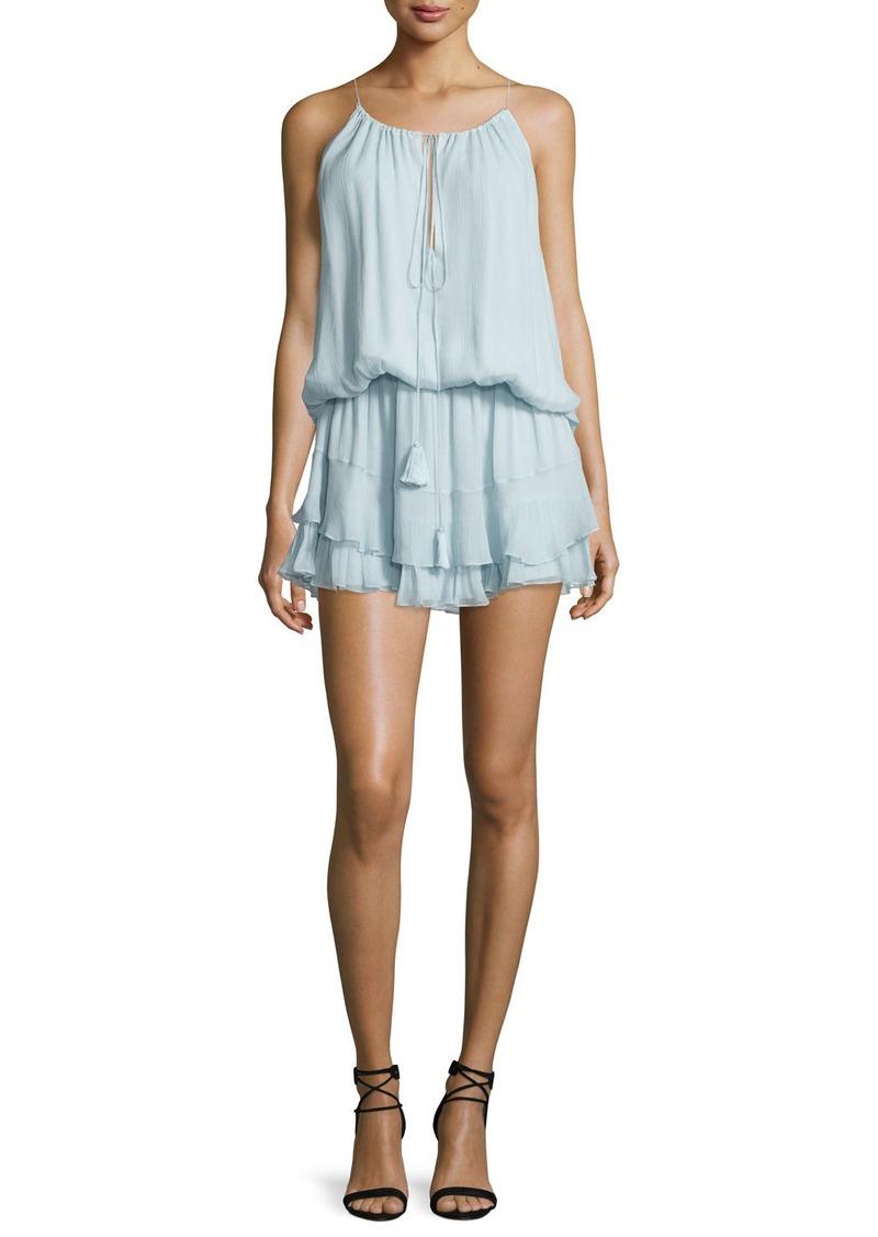Elizabeth and James Kenji Sleeveless Mini Dress
