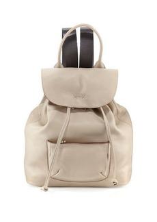 Elizabeth and James Langley Leather Backpack