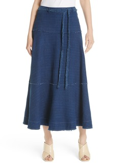 Elizabeth and James Leila Seamed Skirt