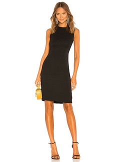 Elizabeth and James Lulu Crew Neck Dress