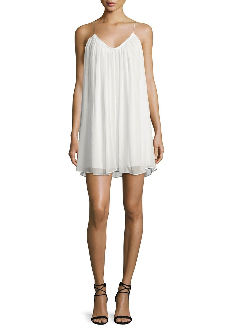 Elizabeth and James Malie Sleeveless A-Line Dress
