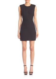 Elizabeth and James Mckay Sleeveless Fitted A-Line Dress