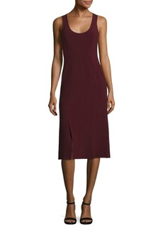 Elizabeth and James Mireille Seamed Scoopneck Dress