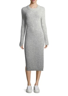 Elizabeth and James Monroe Fitted Midi Sweaterdress