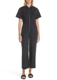 Elizabeth and James Morrison Crop Jumpsuit