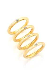 Elizabeth and James Neri Collection Stacking Ring Set