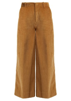 Elizabeth And James Oakley corduroy trousers