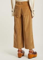 Elizabeth And James Oakley corduroy trousers