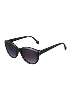 Elizabeth and James Orchard Modified Oval Plastic Sunglasses