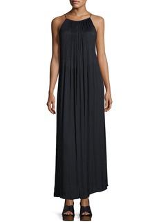 Elizabeth and James Orra Sleeveless Pleated Maxi Dress