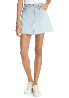 Elizabeth and James Paulie Vintage Denim Skirt