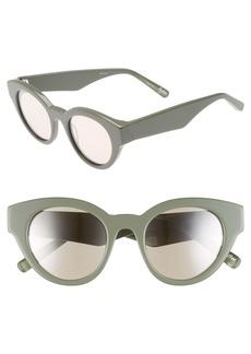 Elizabeth and James Payton 48mm Cat Eye Sunglasses