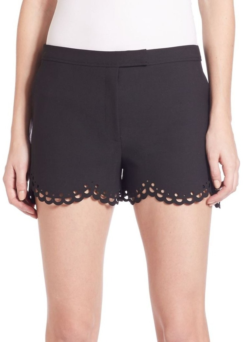 Elizabeth and James Perforated Shorts
