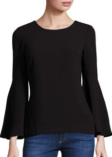 Elizabeth and James Raleigh Bell Sleeve Top