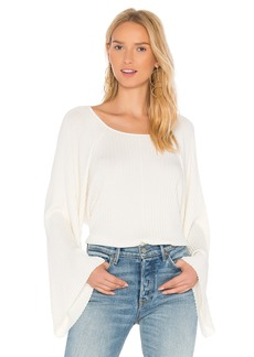 Reagan Wide Sleeve Top