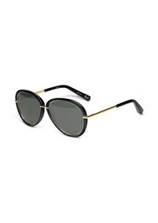 Elizabeth and James Reed Aviator Sunglasses