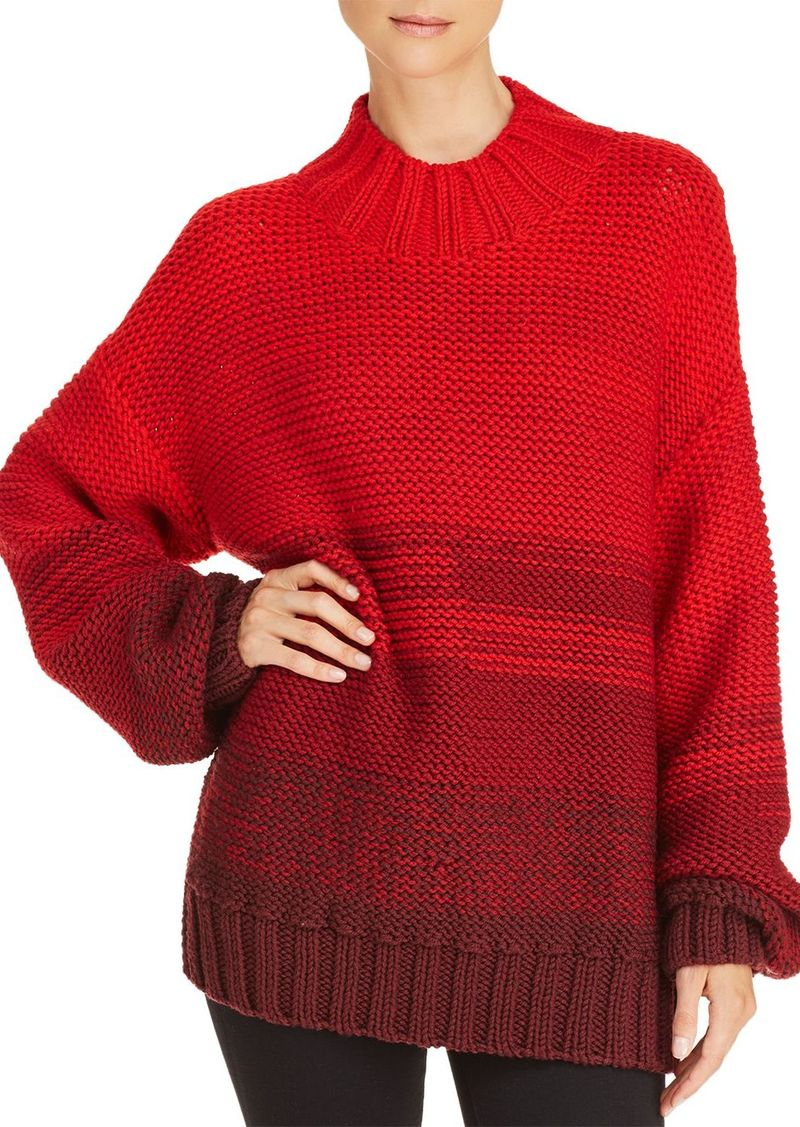 Elizabeth and James Reve D�grad� Merino-Wool Sweater
